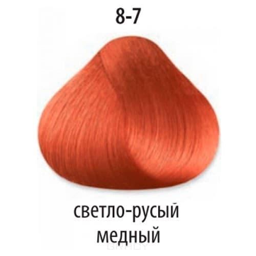 Constant Delight, Стойкая крем-краска для волос Delight Trionfo (63 оттенка), 60 мл 8-7 Светлый русый медный
