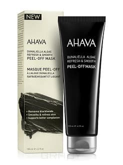 Ahava Маска-пленка для обновления и выравнивания тона кожи Mineral Mud Masks, 125 мл ahava крем легкий для кожи вокруг глаз 15 мл
