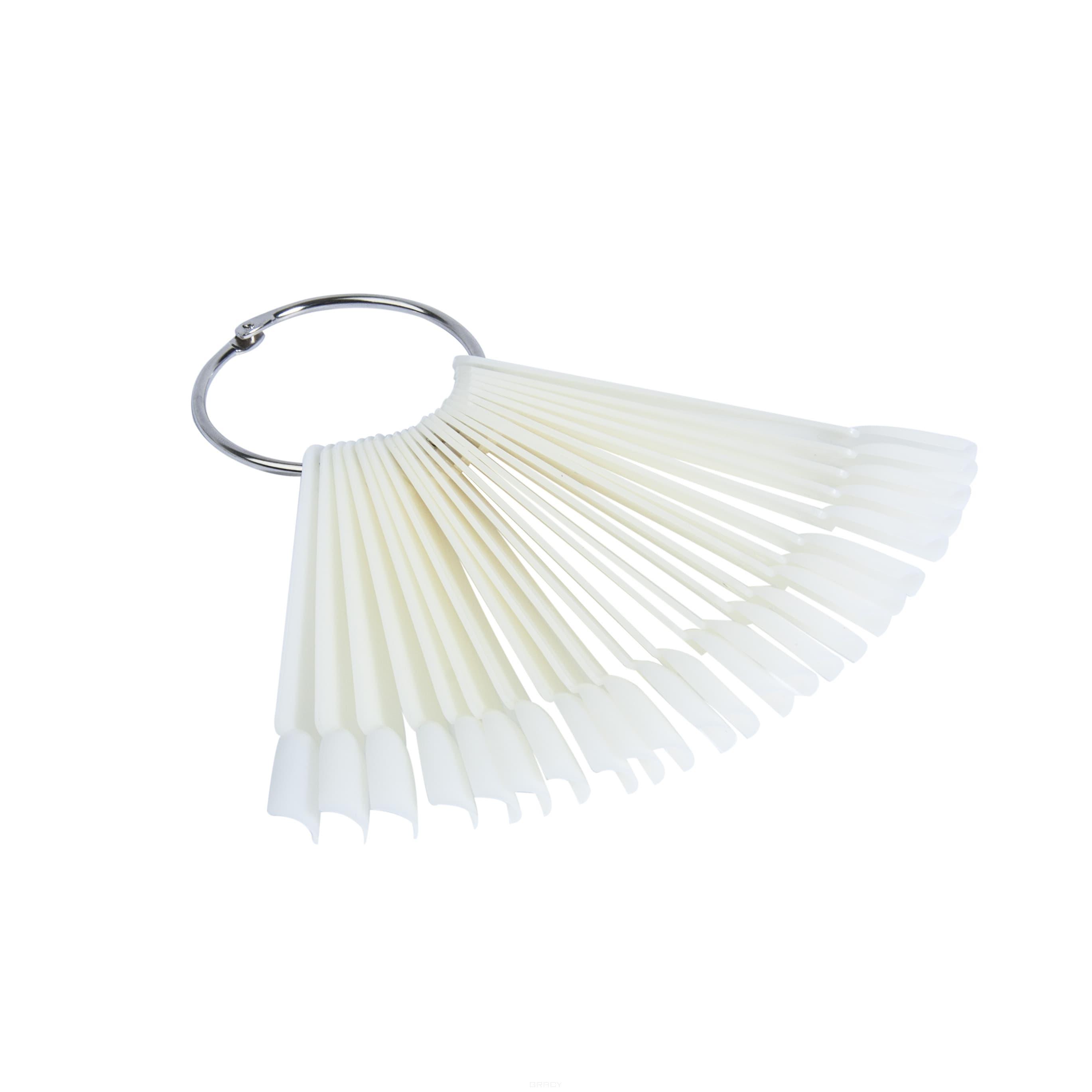 Купить Planet Nails - Палитра для лаков веер мини , матовая 24 шт