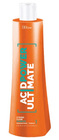 BB One Подготавливающий шампунь Acid Power Ultimate pH=7,5 Шаг 1, 500 мл аксессуар адаптер apple thunderbolt 3 usb c to thunderbolt 2 adapter mmel2zm a