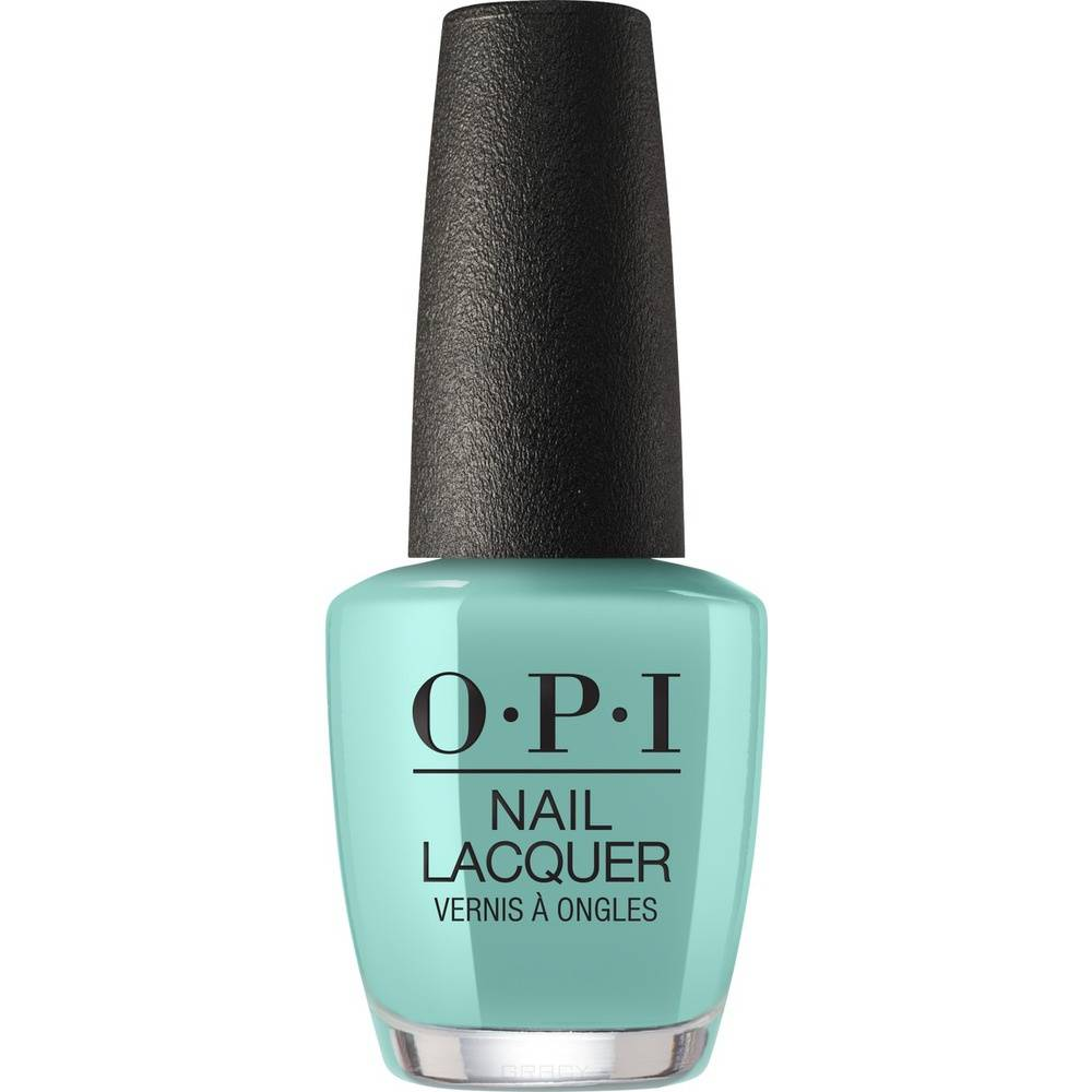 OPI, Лак для ногтей Nail Lacquer, 15 мл (287 цветов) Verde Nice to Meet You / Mexico City