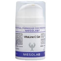 Mesolab Гель энергетический антиоксидантный Vitaline C Gel, 50 мл