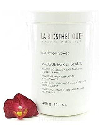 La Biosthetique Многофункциональная маска для профессионального ухода за лицом и телом Perfection Visage Masque Mer Et Beaute, 400 мл la biosthetique la crem beaute contour крем люкс для контура глаз и губ 15 мл
