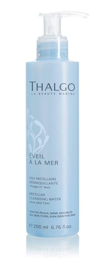 Thalgo Очищающий мицеллярный лосьон для лица, 200 мл, Очищающий мицеллярный лосьон для лица, 200 мл, 200 мл avene лосьон мицеллярный очищающий 200 мл