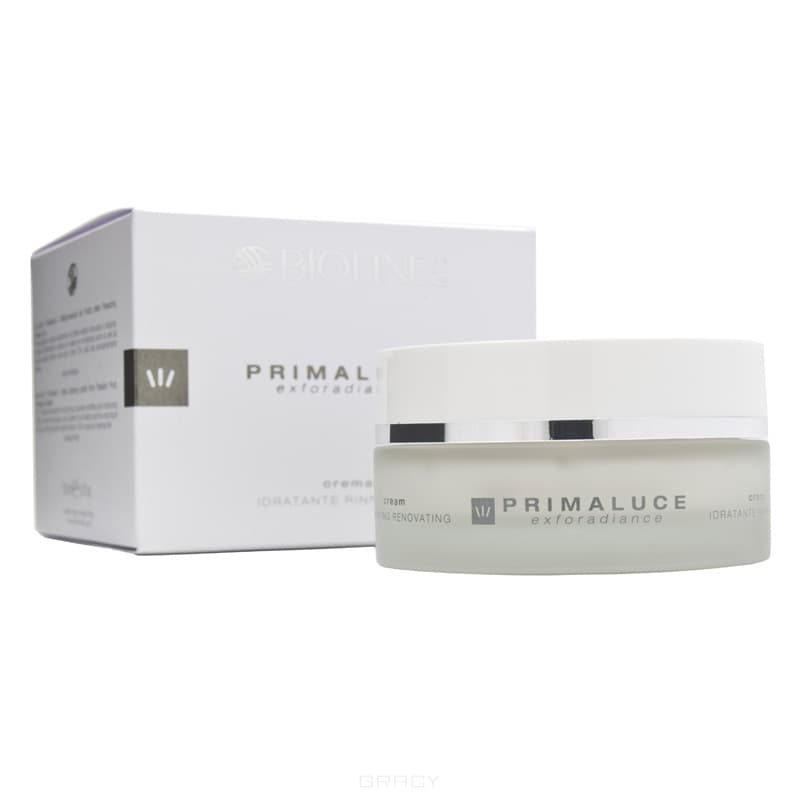 Bioline Крем обновляющий увлажняющий Cream Hydrating Renovating Primaluce Exforadiance, 50 мл крем bioline jato acid cream ph balancing 50 мл