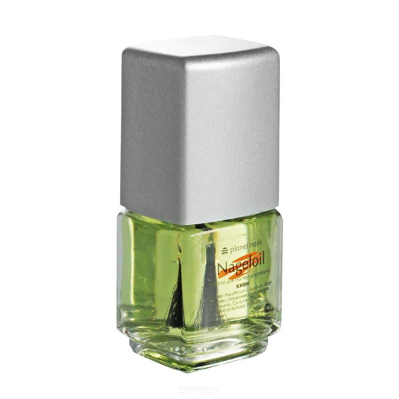 Planet Nails, Масло для ногтей и кутикулы Nageloil киви, 75 мл