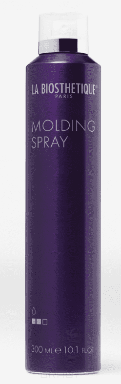 La Biosthetique Моделирующий лак для волос, сильной фиксации Molding Spray, 300 мл alterna лак сильной фиксации caviar anti aging extra hold hair spray 400ml