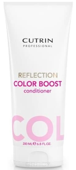 Cutrin - Кондиционер для усиления цвета окрашенных волос Reflection Color Boost Conditioner