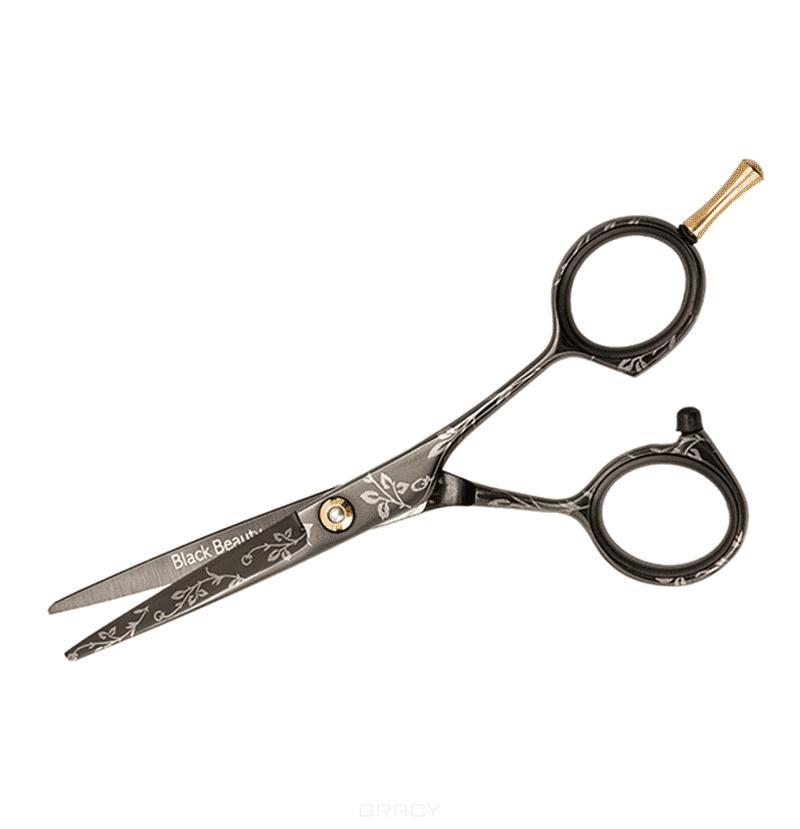 Katachi Ножницы для стрижки Katachi Black Beauty (2 вида) beauty image баночка с воском с маслом оливы 800гр