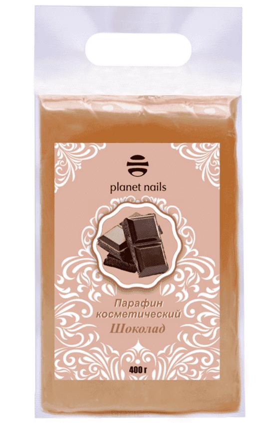 Planet Nails Парафин косметический Шоколад, 400 гр