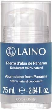 Laino Дезодорант-кристалл Панамские квасцы стик, 75 г