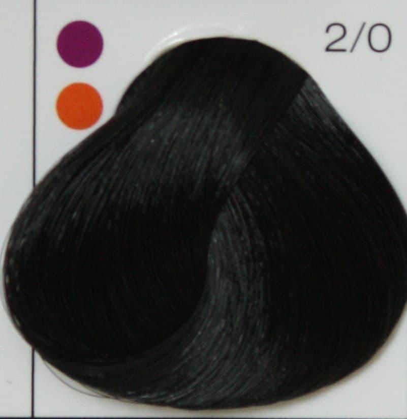Londa, Интенсивное тонирование (42 оттенка), 60 мл LONDACOLOR интенсивное тонирование 2/0 чёрный, 60 мл
