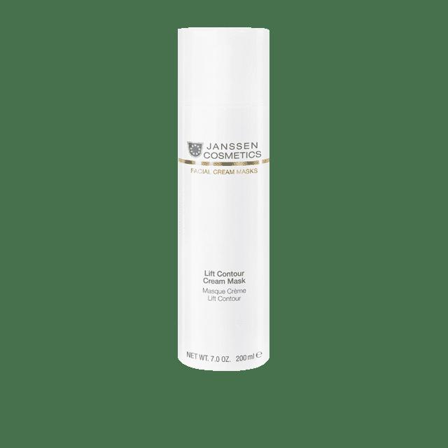 Janssen Регенерирующая лифтинг крем-маска Lift Contour Cream Mask, 200 мл