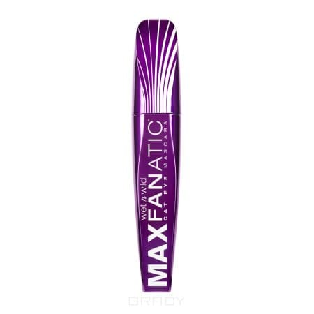 Wet n Wild Тушь для ресниц Max Fanatic Cat Eye Mascara, 8 мл (Тон black) wet n wild тушь для ресниц max volume plus mascara e1501 amp d black