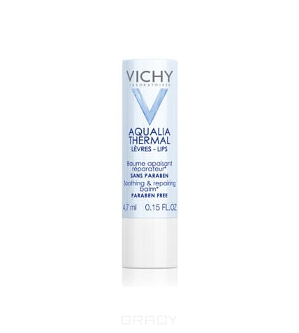 Vichy Бальзам для губ Aqualia Thermal, 4.7 мл vichy aqualia thermal бальзам для губ 4 7 мл