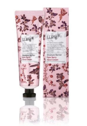 LLang - Увлажняющий крем для рук с экстрактом ягод Moisture Barrier Pure Berry Hand Cream, 50 мл