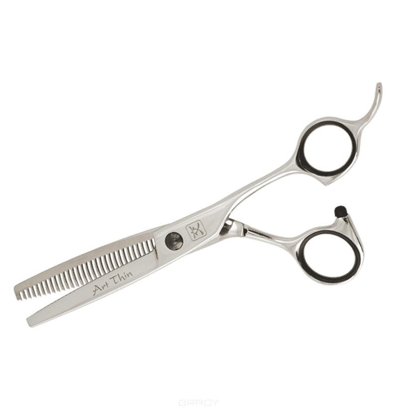 Katachi, Ножницы филировочные Art Thin 30 зубцов 6.0 K34630