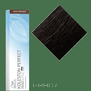Wella, Стойкая крем-краска Koleston Perfect Innosense, 60 мл 5/0 светло-коричневый