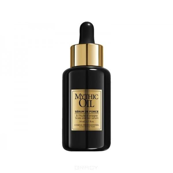 L'Oreal Professionnel Укрепляющая сыворотка для волос и кожи головы Serie Expert Mythic Oil Serum De Force, мл