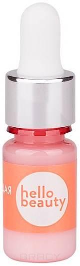 Hello Beauty, Совершенствующая сыворотка с ниацинамидом (витамин В3), улучшает текстуру и тон кожи, 10 мл