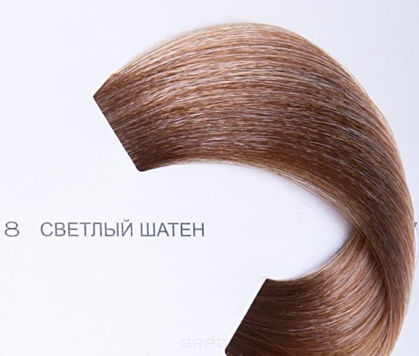 LOreal Professionnel, Краска для волос Dia Light, 50 мл (34 оттенка) 8. светлый шатен