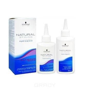 Schwarzkopf Professional, Н.С Гламур 2 Комплект  для химической завивки -  для окрашенных и мелированных волос, 100 мл +80 мл
