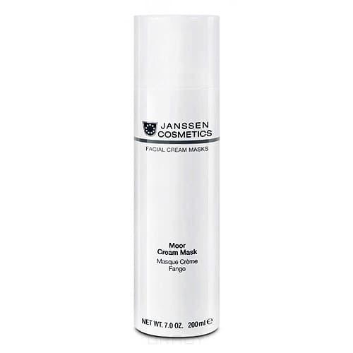 Купить Janssen - Ревитализирующая крем-маска для всех типов кожи Moor Cream Mask, 200 мл