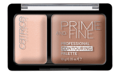 Catrice Палетка для контуринга Prime And Fine Professional Contouring Palette Ashy Radiance, тон 010, 10 гр, Палетка для контуринга Prime And Fine Professional Contouring Palette Ashy Radiance, тон 010, 10 гр, 10 гр праймер catrice prime and fine smoothing refiner