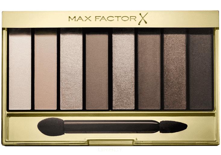 Max Factor Тени для век Masterpiece Nude Palette, (2 оттенка), Тон 01 cappuccino