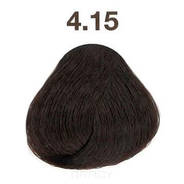 LOreal Professionnel, Крем-краска Мажирель Majirel, 50 мл (88 оттенков) 4.15 шатен пепельный красное дерево