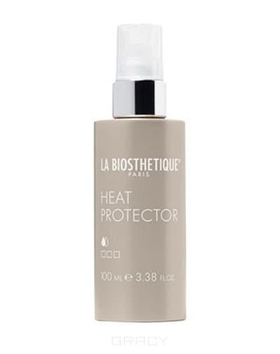 La Biosthetique Спрей для защиты волос от термовоздействия Heat Protector, 100 мл la biosthetique heat protector спрей для защиты волос от термовоздействия 100 мл