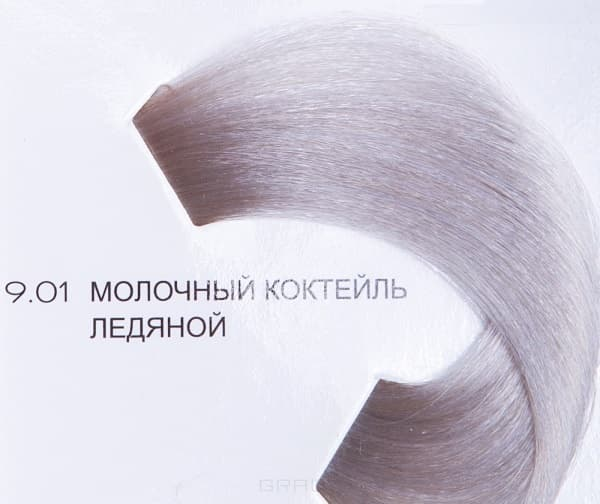 LOreal Professionnel, Краска для волос Dia Light, 50 мл (34 оттенка) 9.01 молочный коктейль ледяной