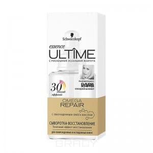 цены Schwarzkopf Professional Сыворотка-восстановление для поврежденных и истощенных волос Ultime Omega Repair, 50 мл