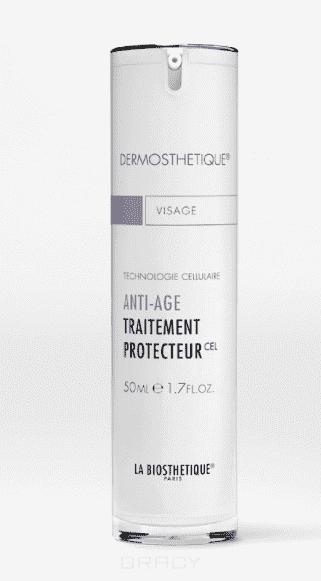 La Biosthetique Anti-age клеточно-активный защитный дневной крем Dermosthetique Anti-Age Traitement Protecteur, 50 мл