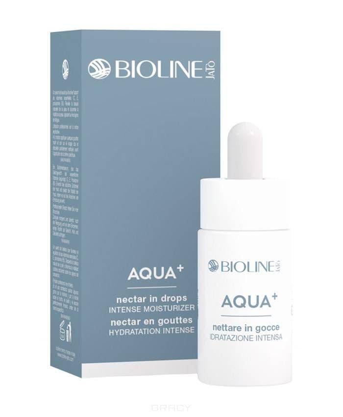 Bioline Сыворотка-нектар увлажняющая, 30 мл active гиалуроновая кислота низкомолекулярная с хитозаном 25 мл