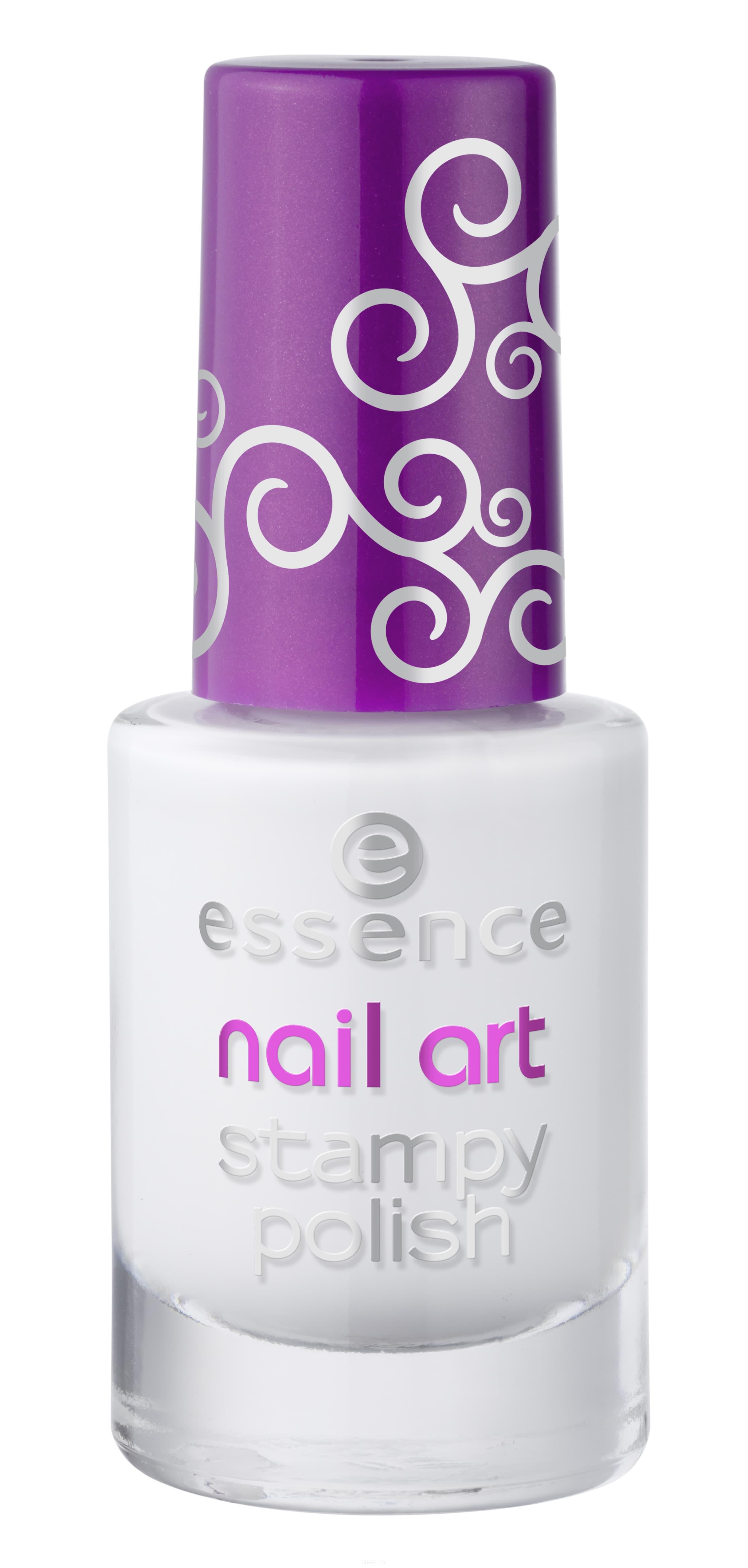 Essence Лак для ногтей Nail Art для штампа дизайн ногтей essence наклейки для ногтей bracelet nail stickers 10