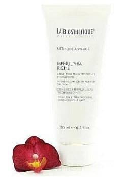 La Biosthetique Насыщенный регенерирующий крем для очень сухой кожи Methode Anti-Age Menulphia Riche, 200 мл крем labiosthetique menulphia riche creme 50 мл