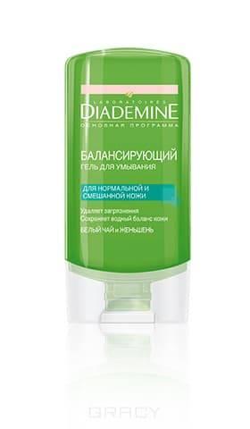 Diademine, Балансирующий гель для умывания Основная Программа увлажняющий для нормальной и смешанной кожи, 150 мл