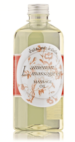 Aroma Spa Массажное масло Белая роза, 450 мл