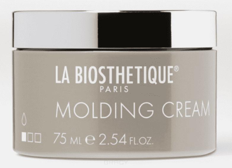 La Biosthetique Ухаживающий моделирующий крем Style Molding Cream, 75 мл, 75 мл, LB110290 la biosthetique моделирующий лак для волос сильной фиксации molding spray 300 мл