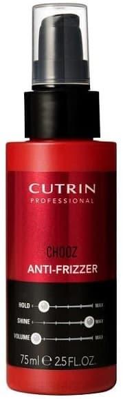 Cutrin, Сыворотка для разглаживания волос Anti-Frizzer, 75 мл