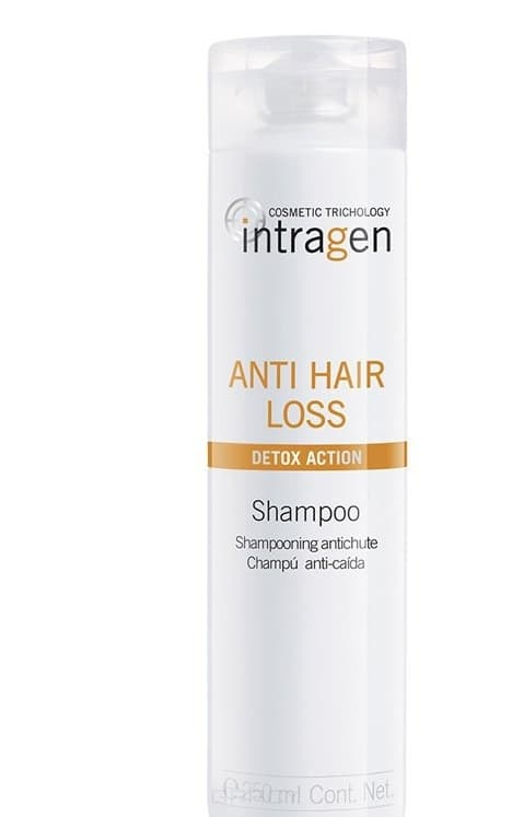 Revlon Шампунь против выпадения волос Intragen AHL, 250 мл, Шампунь против выпадения волос AHL, 250 мл, 250 мл концентрат intragen intragen set комплекс против выпадения волос