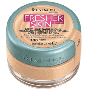 Rimmel Тональный крем Fresher Skin, 25 мл (4 оттенка), 201 Classic Beige, 25 гр rimmel тональный крем fresher skin 201 25 мл