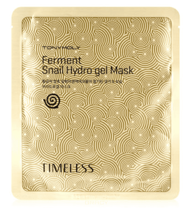 Tony Moly Гидрогелевая улиточная ферментиованая маска Timeless Ferment Snail Gel Mask, 25 гр