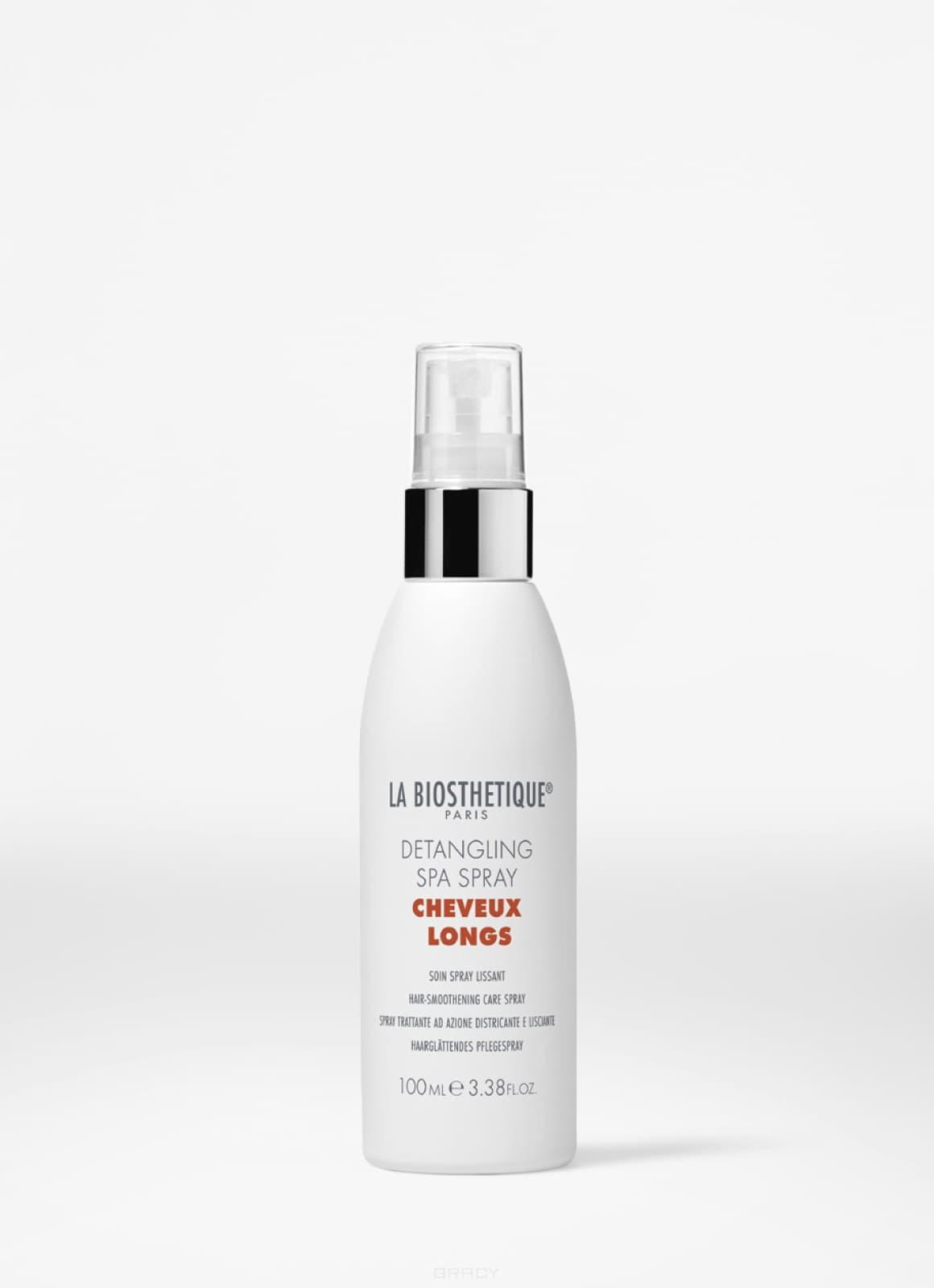 La Biosthetique SPA-спрей для придания гладкости волосам Detangling Spa Spray, 100 мл спрей labiosthetique heat protector 100 мл