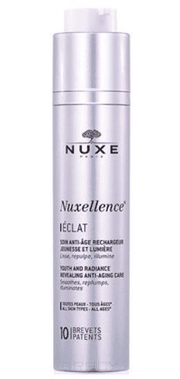 Nuxe Энергетическая эмульсия Nuxellence, 50 мл, Энергетическая эмульсия Nuxellence, 50 мл, 50 мл антивозрастной уход nuxe дневная эмульсия nuxuriance® émulsion объем 50 мл