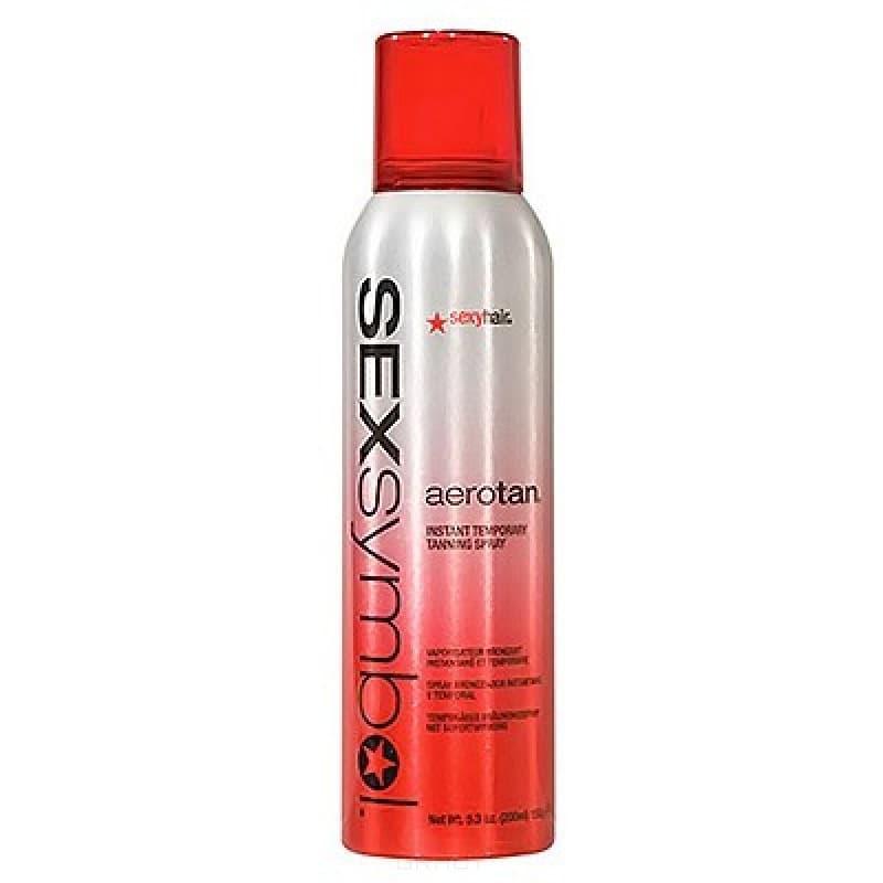 Sexy Hair Спрей для искусственного загара Aerotan Instant Temporary Taning Spray, 200 мл