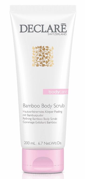 Declare Скраб для тела с бамбуковой пудрой Bamboo Body Scrub, 200 мл declare лосьон деликатный для тела аромат и наслаждение smell