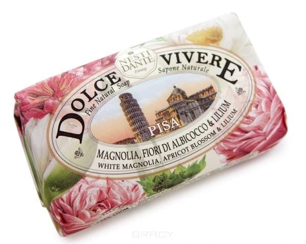 Nesti Dante Мыло Пиза Pisa, 250 гр., Мыло Пиза Pisa, 250 гр., 250 гр. мыло nesti dante horto botanico тыква 250 гр