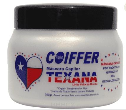 Coiffer  Увлажняющая маска для волос Capilar Texana Hidratacao, 250 г недорого